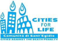 Logo der Aktion Cities for life